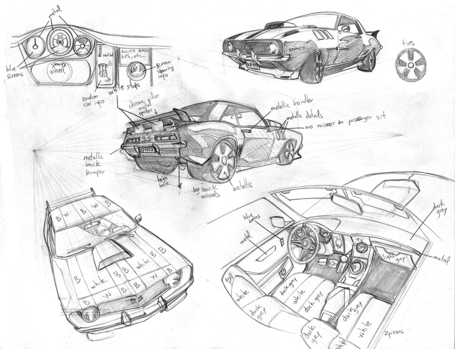 Design A Car